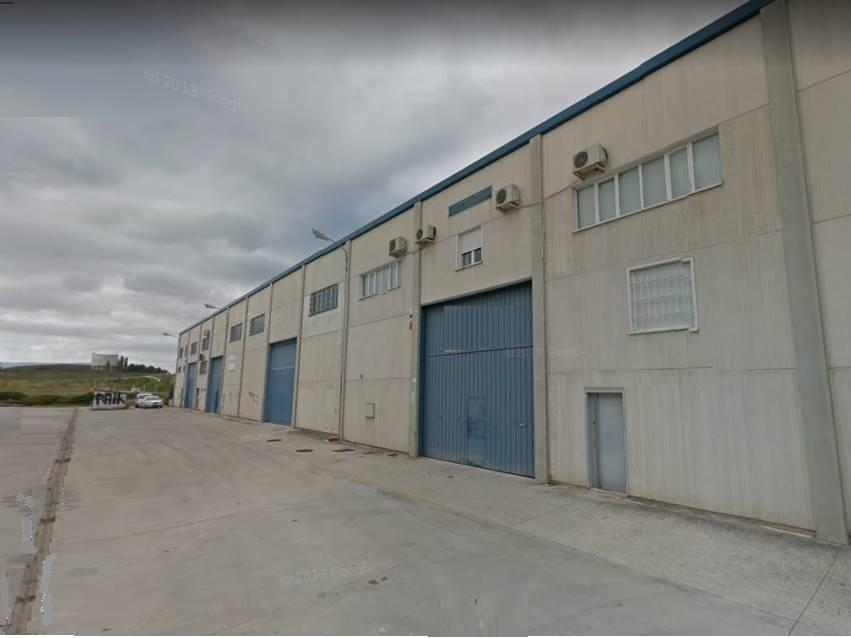 Nave Industrial en Polígono Areta